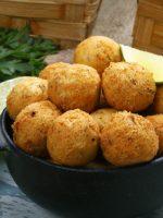 Receta de croquetas de bacalao y patatas