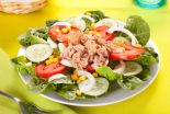 ensalada de atun light