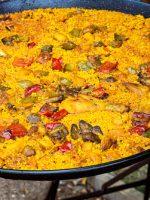 Receta de arroz con conejo y pollo
