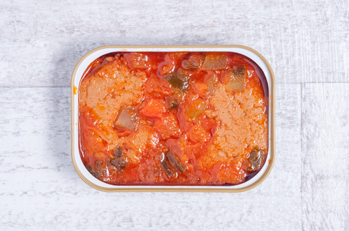 Receta de atún en escabeche con verduras