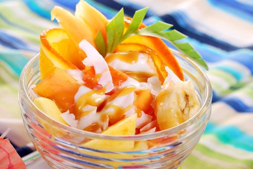 Receta de ensalada de manzana y zanahoria