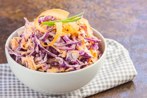 Receta de ensalada de zanahoria rallada