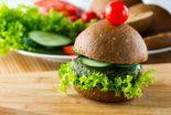 hamburguesa de brocoli