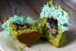 cupcakes de aguacate