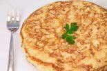 tortilla de esparragos blancos