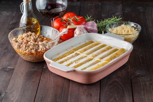 Receta de bechamel con nata tiene un sabor nico - Bechamel con nata para cocinar ...
