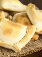 Receta de empanadas chilenas al horno