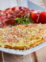 Receta de tortilla de atún y queso