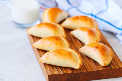 Recetas de empanadas chilenas de atún