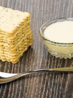 Receta de galletas saladas integrales