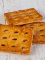 Receta de galletas saladas thermomix