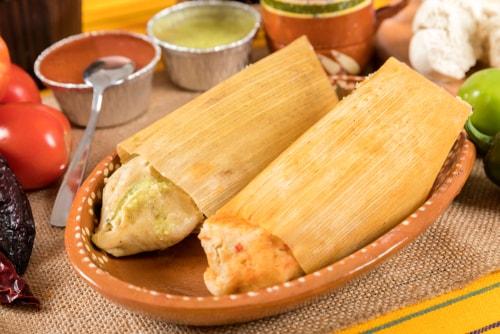 Receta de tamales hondureños