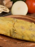 Receta de tamales vallunos