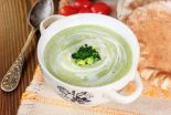 crema de brocoli y patata
