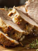 Receta de secreto ibérico al horno con miel y mostaza