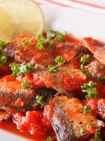 Receta de mero en salsa de tomate