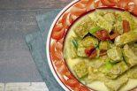Receta de tempeh con salsa