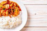 Receta de arroz con pulpo y verduras