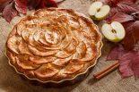 Receta de bizcocho de espelta y manzana