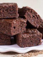 Receta de bizcocho integral de chocolate