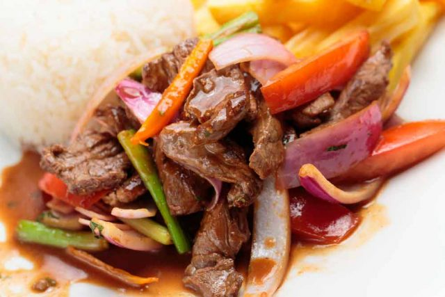 Receta de lomo de cerdo al horno peruano